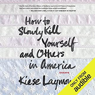 How to Slowly Kill Yourself and Others in America audiobook cover art