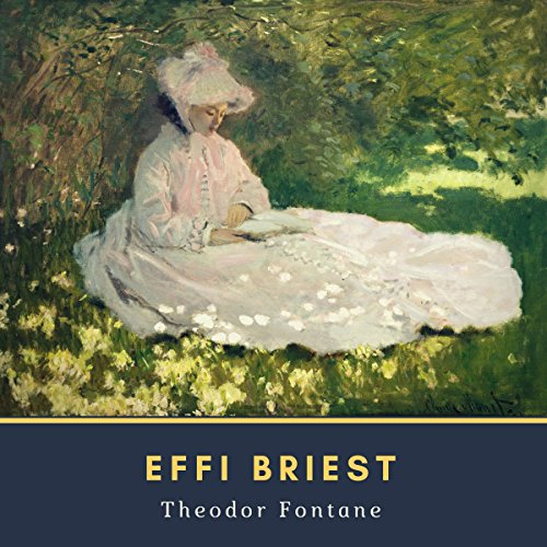Effi Briest audiobook cover art