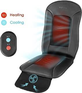 housesweet Cuscino del sedile riscaldato per auto 12v cuscino per sedia riscaldato tramite usb per scaldino invernale per ufficio a casa antiscivolo riscaldamento rapido controller di commutazione
