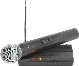 QTX VH45B Compact VHF Wireless Microphone System
