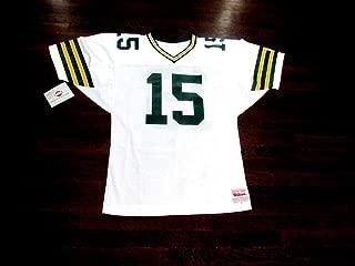 Bart Starr Green Bay Packers MVP Hof Autographed Signed Autograph Wilson Proline Jersey JSA Authentic Loa