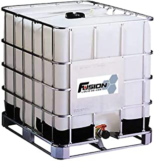 Fusion 2330 Liquid Ice and Snow Melter. Environmentally Friendly Ice Melt, Pet Safe and Sugar Beet Juice Based- 1000 Litre tote (265 gallons)
