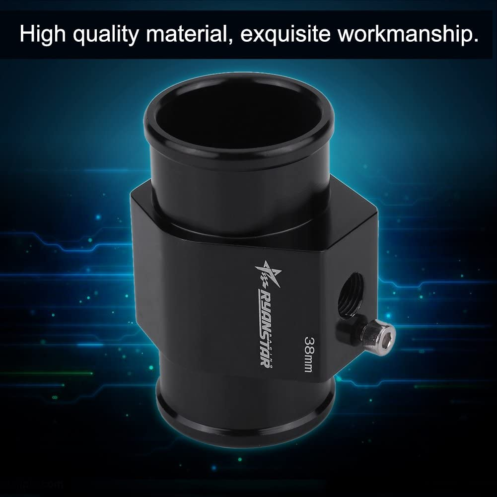 38mm Auto-Wassertemperatur-Temperatur-Verbindungs-Rohr-Schlauch-Sensor-Messger/ät-Heizk/örper-Schlauch-Adapter
