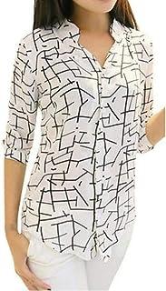 fbff434ac3bb Amazon.es: Blusas Modernas Para Damas: Ropa