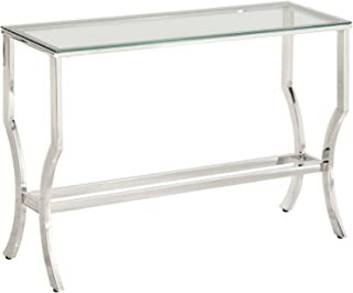 Best coaster furniture mirrored modern console table Reviews