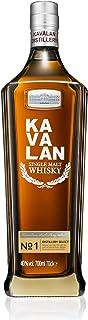 Kavalan DISTILLERY SELECT Single Malt Whisky Whisky 1 x 0.7 l