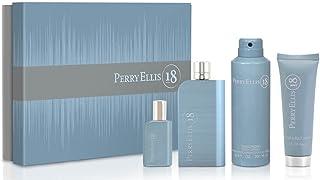 Perry Ellis Perry Ellis 18 Men 4 Pc Gift Set, I0098878