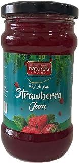 Natures Choice Strawberry Jam - 370Gm