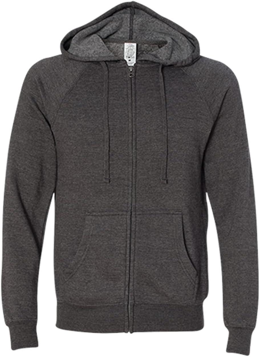 ITC-Unisex Special Blend Raglan Sweatshirt-PRM33SBP-SM-Carbon