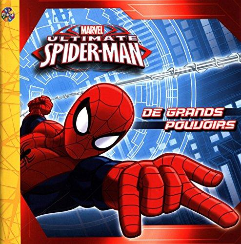 Marvel Ultimate Spider-Man De grands pouvoirs
