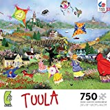 Tuula Windy Day Kites 750 Piece Puzzle by Ceaco