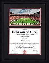 Athens Art and Frame Diploma Frame with Sanford Stadium