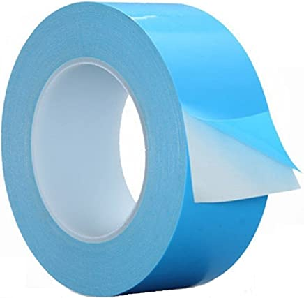30mm x 25m Thermal Tape Adhesive, Thermal Conductive Tape Apply for Heat Sink, LED Strips, IC Chip, Computer CPU, GPU Modules, SSD Drives.