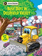 Busy Days In Deerfield Valley (John Deere)