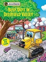 Busy Days In Deerfield Valley (John Deere)