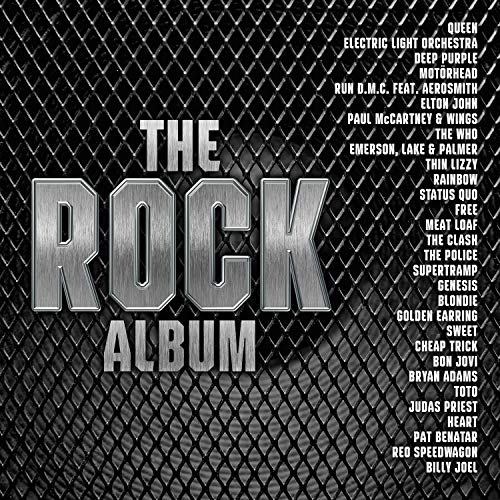The Rock Album [Vinilo]