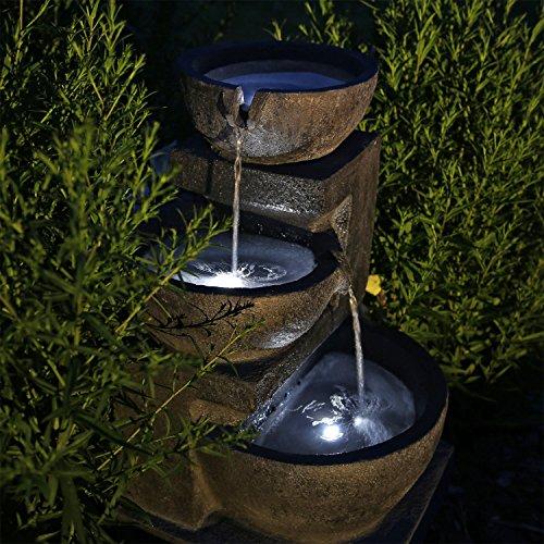 Clgarden -   Solar Springbrunnen