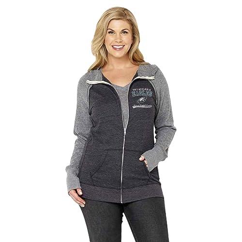 big sale 4a943 ec5fb Philadelphia Eagles Women's Plus Size Apparel: Amazon.com