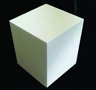 "USA Premium Store Styrofoam Block 12"" x 12"" x 12"" EPS Polystyrene Craft Hotwire Foam"