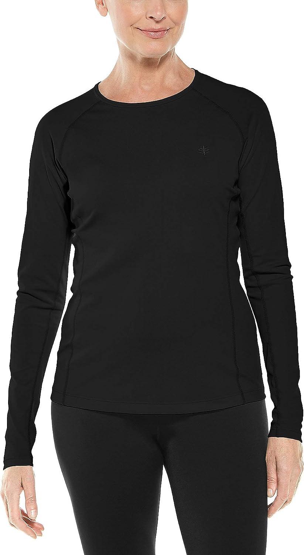 Long-awaited Coolibar UPF Special price 50+ Women's Hightide Long - Sun Sleeve Swim Shirt P