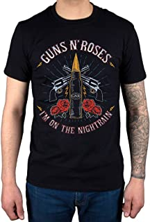 Official Guns N Roses Night Train T-Shirt