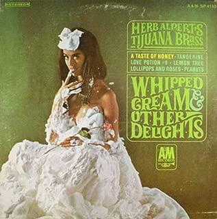 Herb Alpert & Tijuana Brass: Whipped Cream & Other Delights - LP Vinyl Record Album