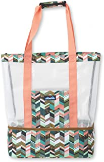 KAVU Picnic Pack Insulated Grocery Bag X-Large Vacation Camping Outdoor Cooler