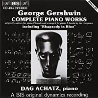 Gershwin: Complete Piano Works (1994-09-23)