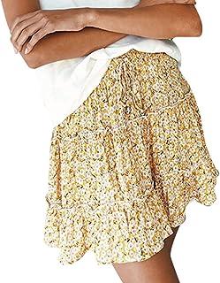 460056fdf Amazon.es: Dorado - Faldas / Mujer: Ropa