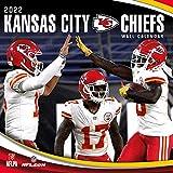 Kansas City Chiefs 2022 12x12 Team Wall Calendar