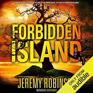 Forbidden Island audiobook cover art