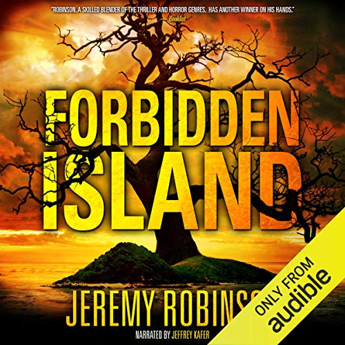 Forbidden Island audiobook cover art