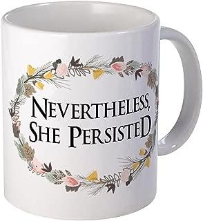 she persisted mug