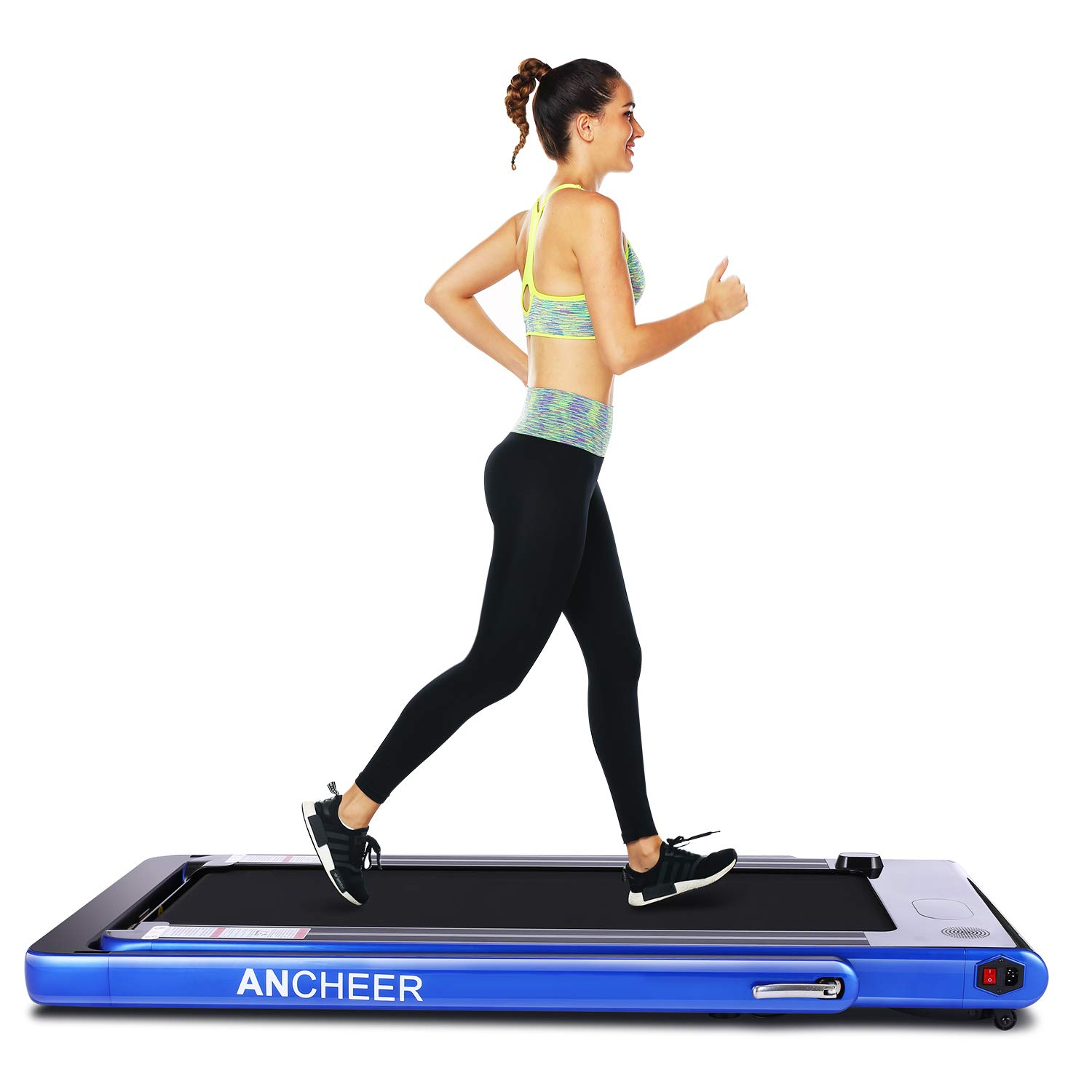 ANCHEER Treadmill Electric Portable Bluetooth