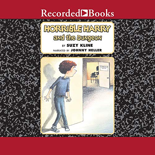 Horrible Harry and the Dungeon Audiobook By Suzy Kline cover art