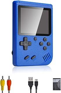 Lychee Mini Retro Consola de Juegos Portátil,Pantalla LCD d