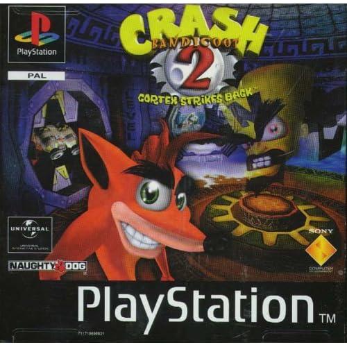 Crash Bandicoot 2 (PS) [PlayStation]