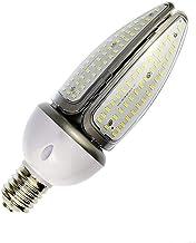 LED Light Bulb E26/E27 LED Corn Bulb 5730SMD 168LED Waterproof Olive Bulb 50W (500W Halogen Equivalent) for Streetlight Re...