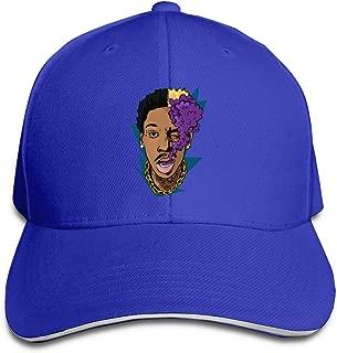Corrine-S Wiz Khalifa Outdoor Sports Cotton Cap Hat Adjustable Black