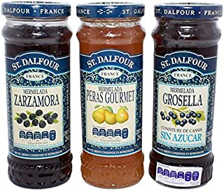 Mermeladas Gourmet St. Dalfour 3 Pack Surtido