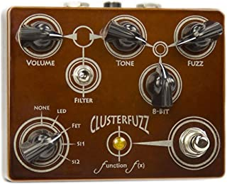 Function f(x) Cluster Fuzz FX Pedal