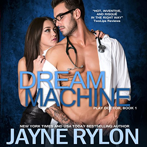 Dream Machine audiobook cover art