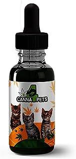 Canna4Pets - 5% - Natur Tropfen für Hunde ~ 10 ML - natürliche Zutaten ohne sekundäre Inhaltsstoffe