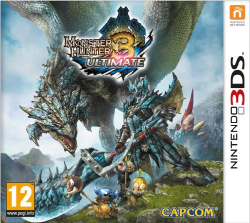 Monster Hunter 3 - Ultimate [Importación Francesa]