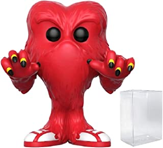 Funko Animation: Looney Tunes - Gossamer (Specialty Series) Pop! Vinyl Figure (Includes Compatible Pop Box Protector Case)