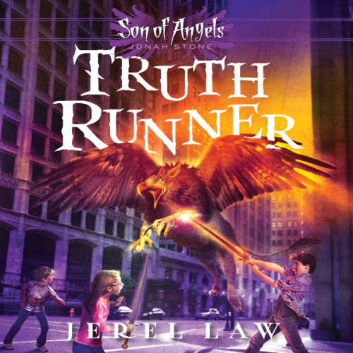 Truth Runner audiobook cover art