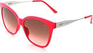 PumaSunglasses for Women, Pink, PU0171S 003 56