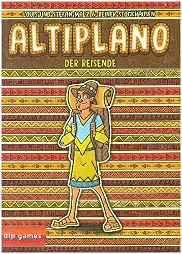 dlp games DLP01021 Altiplano: Der Reisende Erweiterung, Mehrfarbig