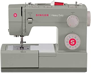 Singer  Heavy Duty 4452 Sewing Machine With Accessories, 32 Built-In Stitches, 60%..