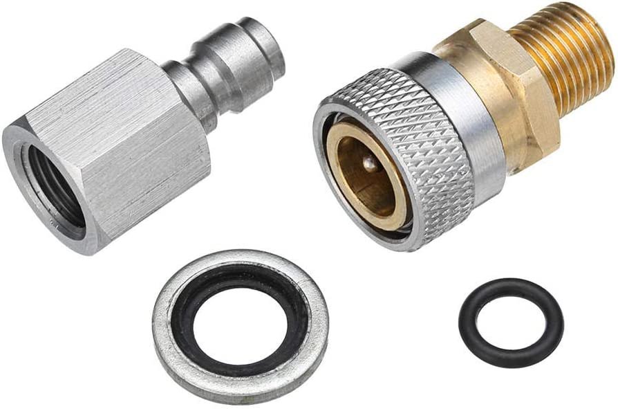 Tool Parts - 1 Spring new work 8 Inch Chargin Release Credence Coupler Quick Fittings Bsp